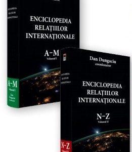 Lansare Enciclopedia Relațiilor Internaționale