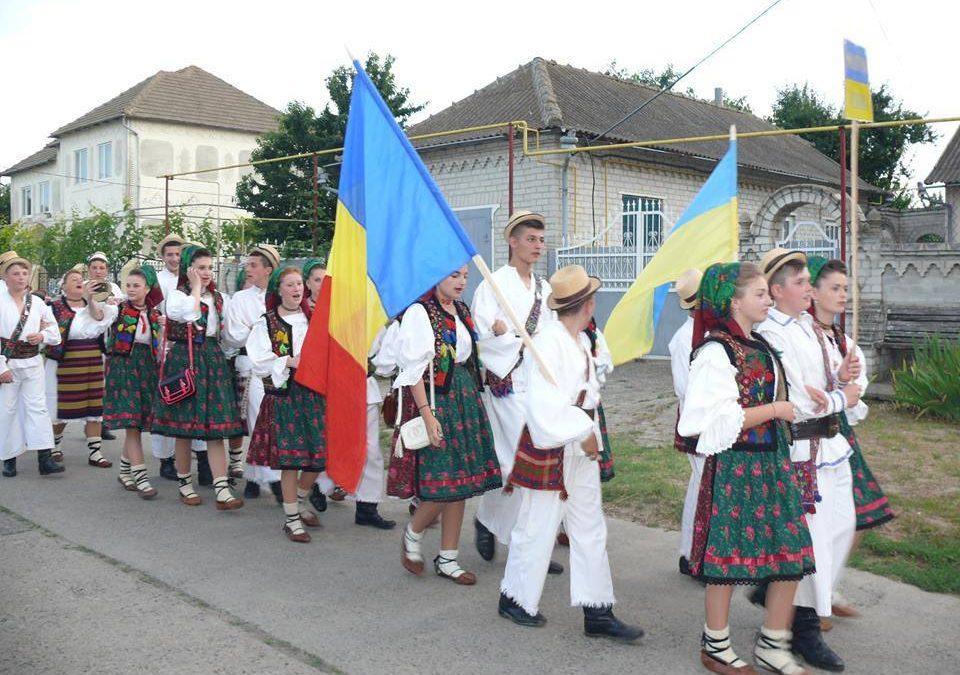 Situaţia minorităţii româneşti din Ucraina